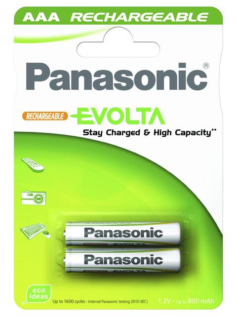 Panasonic Accu Infinium AAA, chargé
